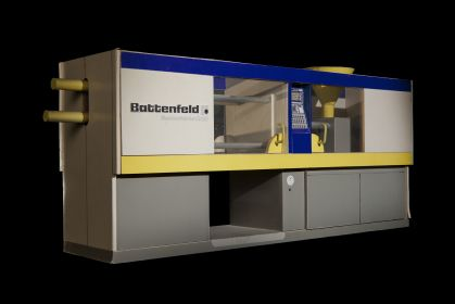 1_Battenfeld Injection molding machine.jpg