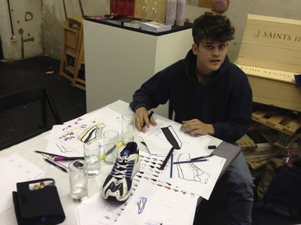 Sneaker-Design-It-Yourself Workshop