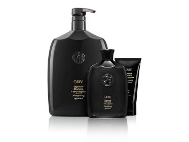 Oribe Shampoo  product design - packagingdesign