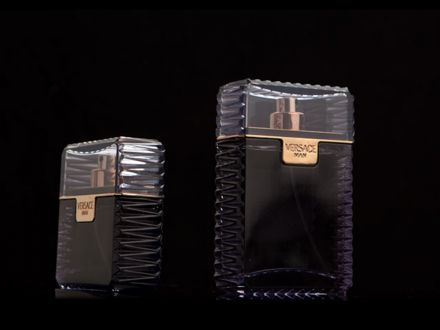 Versace Man - perfumeflask - product design by Tino Valentinitsch