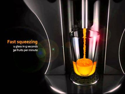 Citrocasa Fantastic orange juicer