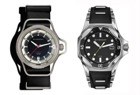 Givenchy Watches - Five Shark - productdesign